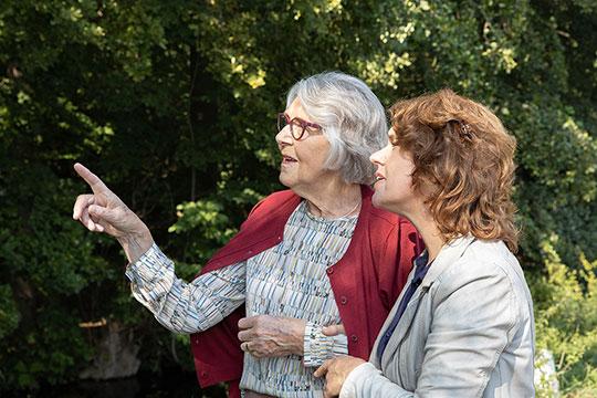 Saar aan Huis werkt nauw samen met ouderen organisaties