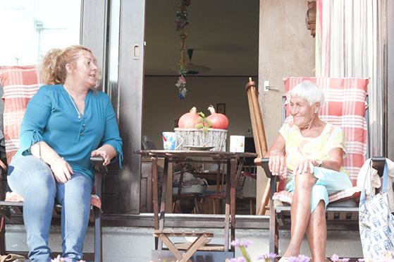 Als aanvulling op thuiszorg levert Saar aan Huis ondersteuning bij het huishouden voor ouderen