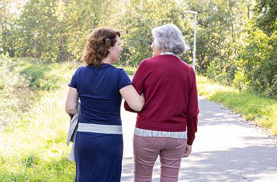 Mantelzorg bij dementie