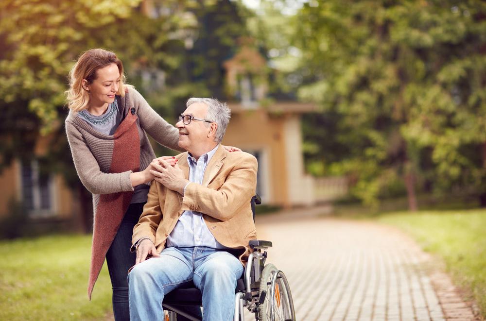 Revalidatie zorg aan huis voor ouderen